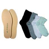 Лечебные стельки и носки